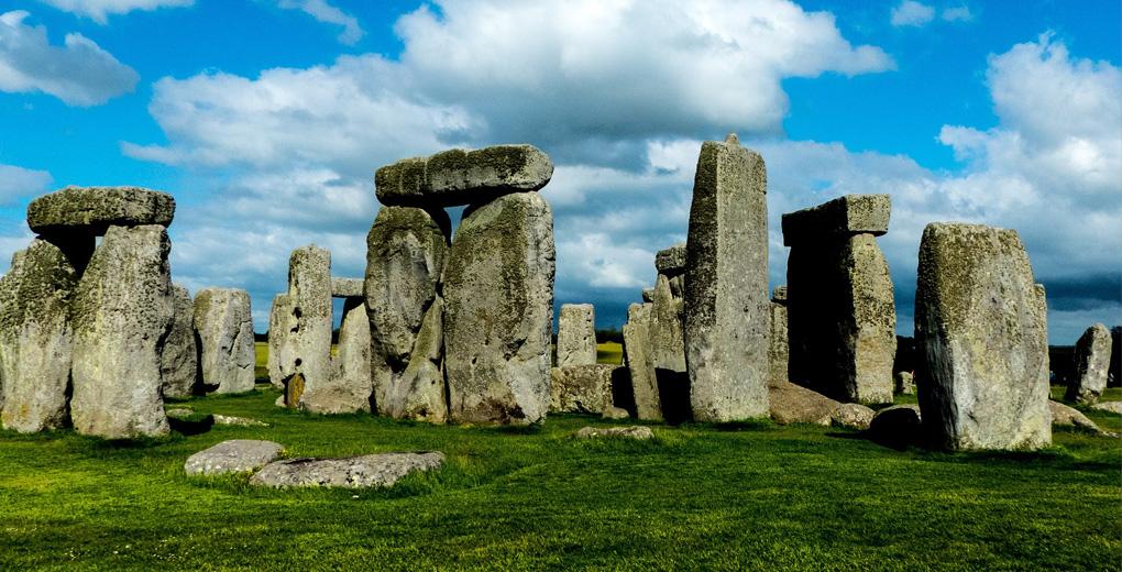 The Mysterious Stonehenge
